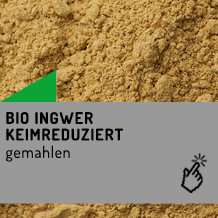 Bio-ingwer